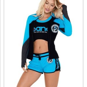 Bang workout jacket